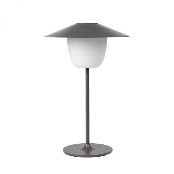 Blomus LED Tisch schwarz